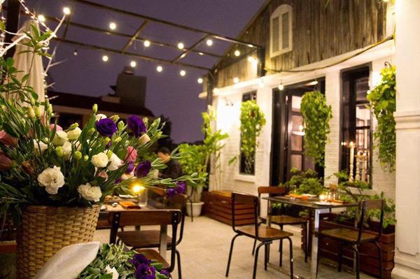 4 gợi ý bữa tối đồ Âu, không gian lãng mạn ngày 20/10 ở Hà Nội