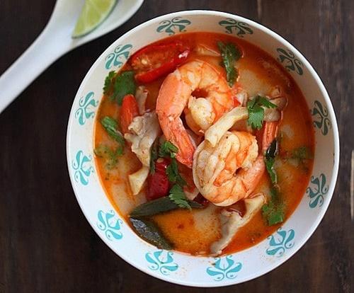 Bốn món ngon đặc trưng của ẩm thực Thái Lan bạn nên ăn