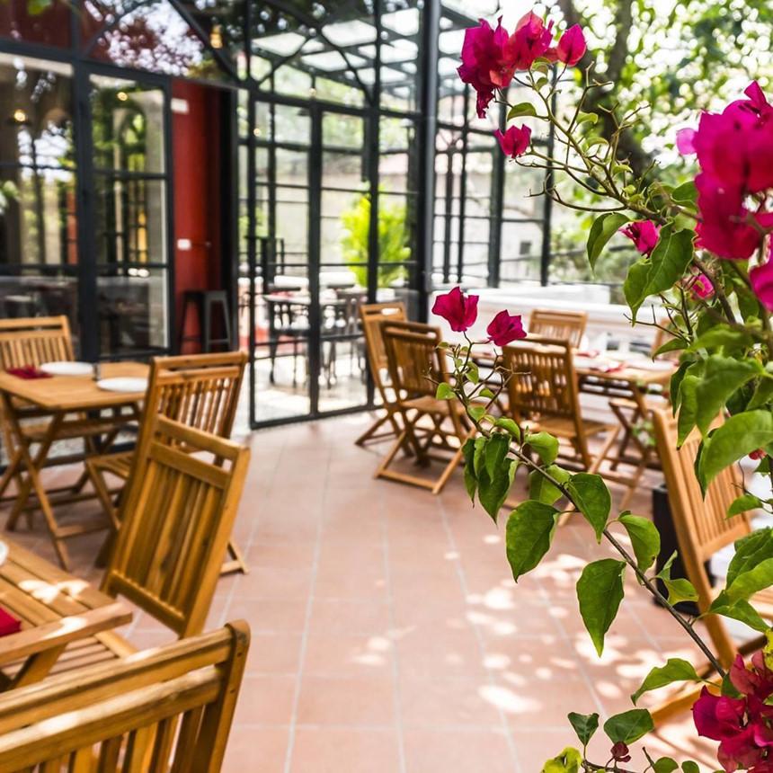 4 nhà hàng sang chảnh phù hợp ăn liên hoan, hẹn hò ở Hà Nội