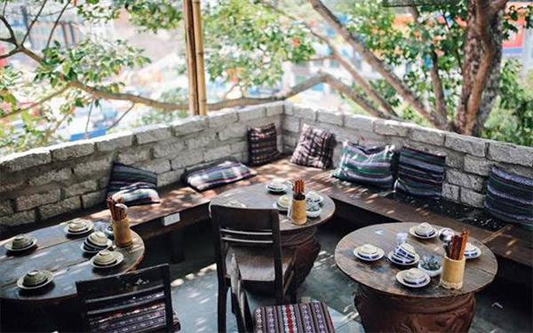 Đón giáng sinh cùng 5 nhà hàng trên tầng thượng