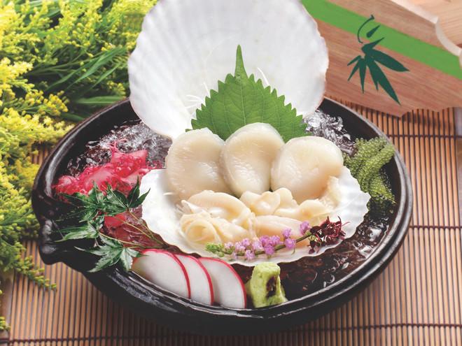 6 loại hải sản tươi ngon làm nên món sashimi trứ danh