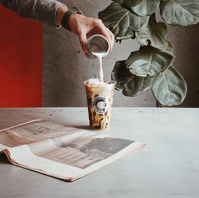 Các món mới hấp dẫn tại Gong Cha, Cheese Coffee, Lotteria