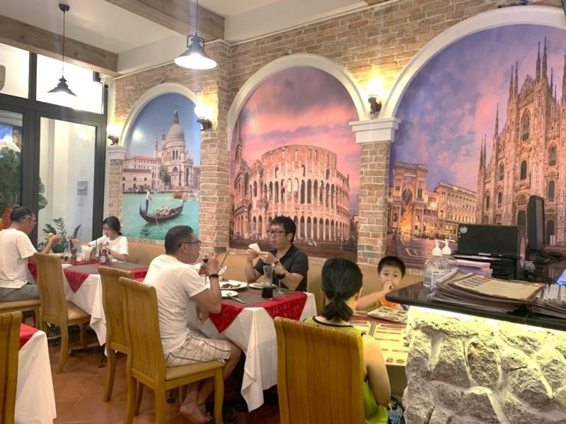 Đi tìm nhà hàng Ý chuẩn vị Ý tại Sài Gòn