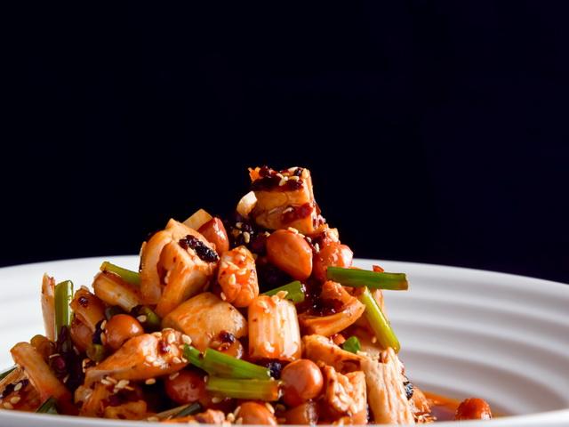 Hương vị ẩm thực Tứ Xuyên