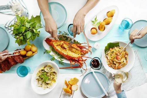 Hương vị hải sản cao cấp giữa lòng Sài Gòn