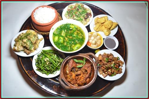 Thưởng thức các món đặc sản miền bắc ở Sài Gòn