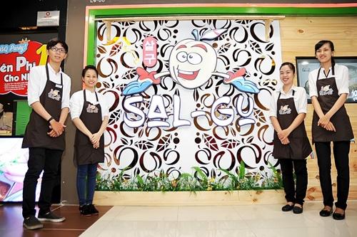 Bí quyết làm nên món ngon Hàn Quốc ở Vincom