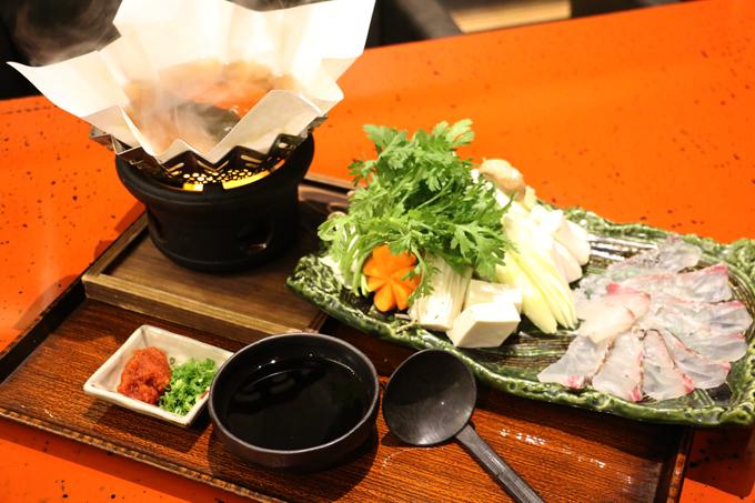 Món ngon Nhật ở khách sạn năm sao giữa Sài Gòn