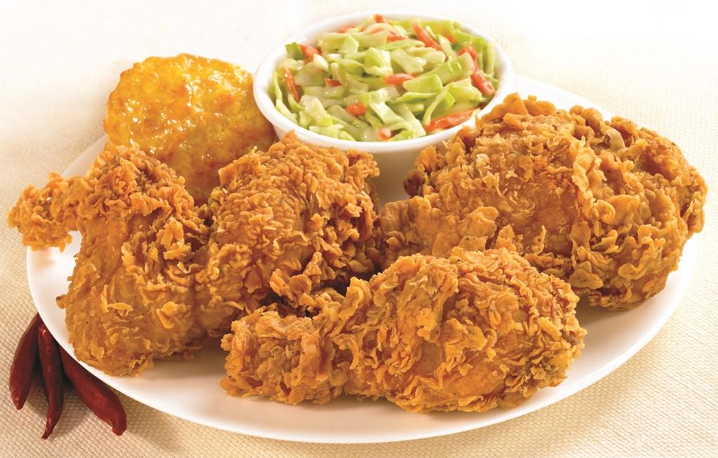 Không thể cưỡng lại món ngon từ gà nuôi nông trại