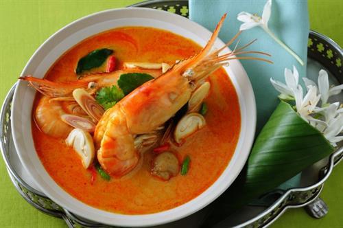 Khám phá nét độc đáo trong ẩm thực đường phố ở Thái Lan