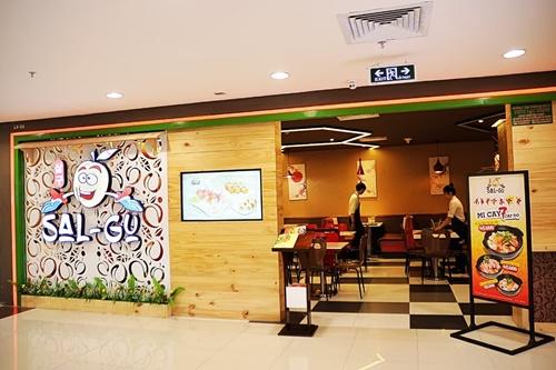 Bất ngờ với ẩm thực của nhà hàng Hàn Quốc Vincom