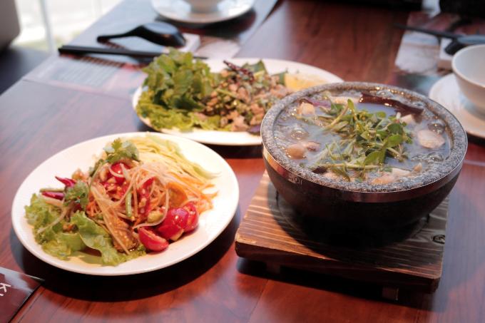 Nhà hàng Khao Lao ưu đãi dịp khai trương địa chỉ mới tại Hà Nội