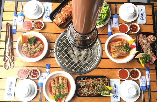 Nhà hàng Sườn Cây tặng món nướng cho thực khách Hà Nội