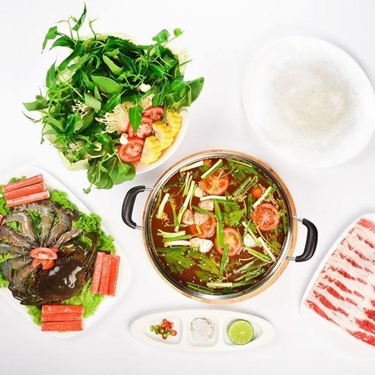 Đi ăn 3 món lẩu Thái ngon đúng điệu ngay tại Việt Nam