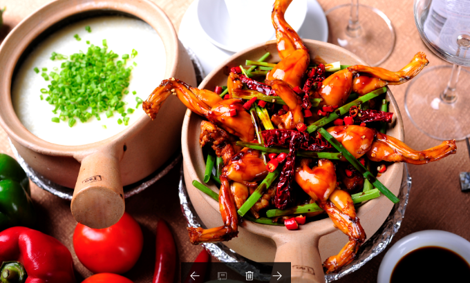 Thưởng thực ẩm thực truyền thống Singapore tại Cần Thơ