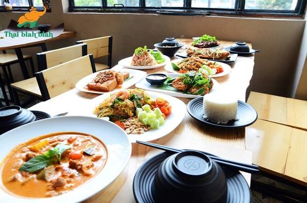 """Thưởng thức các món ăn Thái chỉ có thể đến nhà hàng ngon """"nức tiếng"""" ở Sài Gòn"""