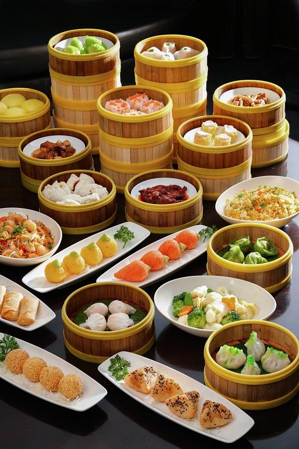 Thưởng thức dimsum tại nhà hàng Ming, Hà Nội