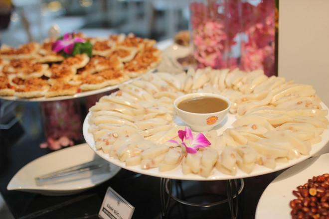 Thưởng thức hơn 150 món chay tại nhà hàng Âu Lạc Healthy World