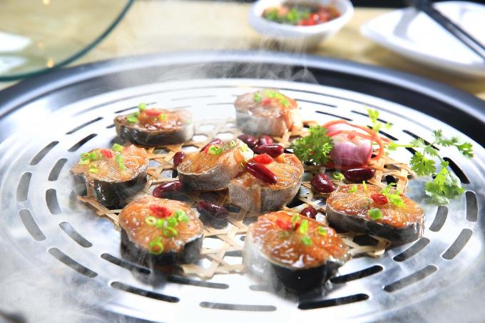 Thưởng thức 'món khói' ngon tại nhà hàng Chang Kang Kung