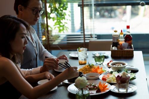 Thưởng thức món Việt theo phong cách Âu